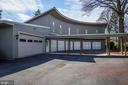 4 Car Garage + 5000 Sq. Ft. Separate Structure - 7800 PERSIMMON TREE LN, BETHESDA