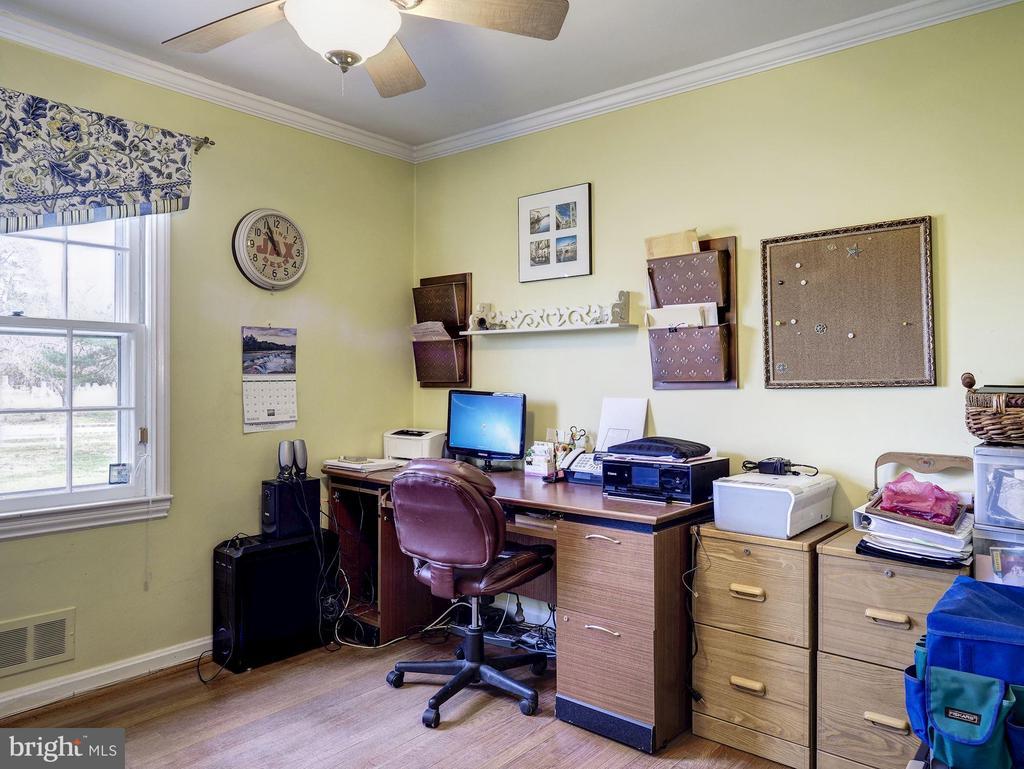 Bedroom 1 - 7800 PERSIMMON TREE LN, BETHESDA