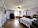 Bedroom 3 - 7800 PERSIMMON TREE LN, BETHESDA