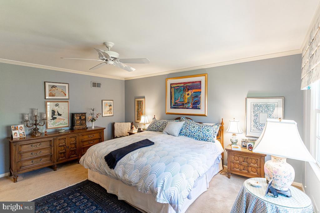 Master Bedroom - 11905 VIEWCREST TER, SILVER SPRING
