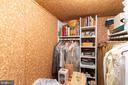 Basement Cedar Closet - 11905 VIEWCREST TER, SILVER SPRING