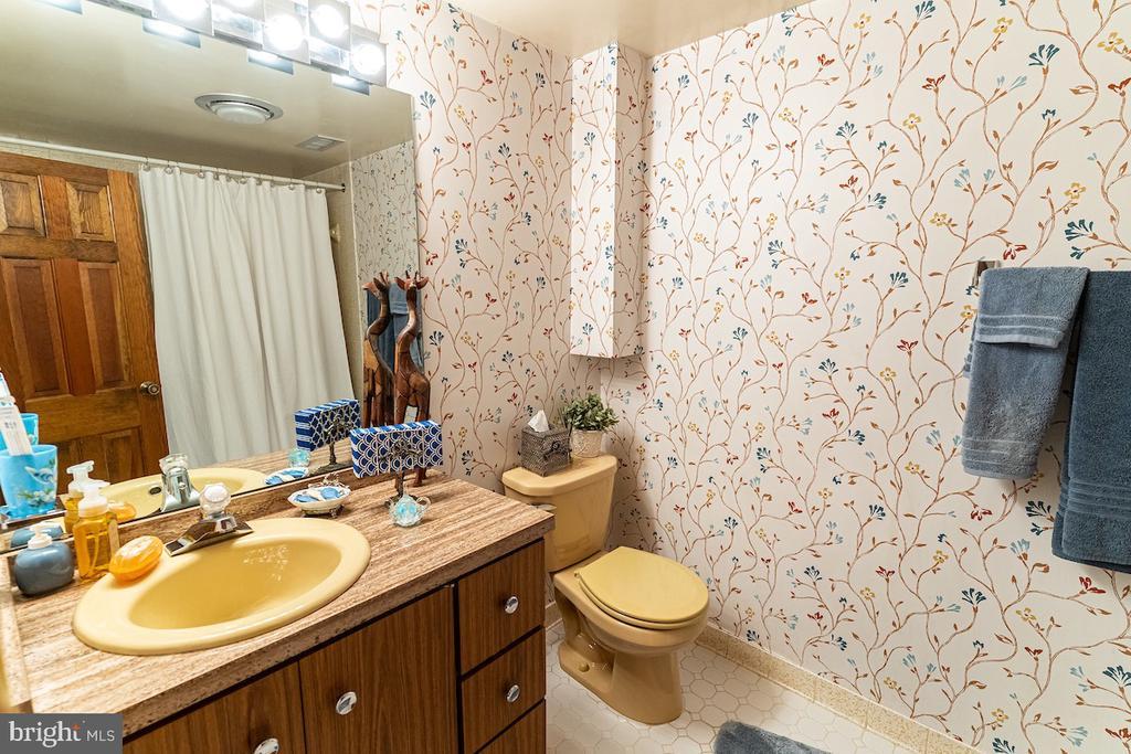 Basement Full Bath - 11905 VIEWCREST TER, SILVER SPRING