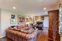 Spacious Family Room. - 11905 VIEWCREST TER, SILVER SPRING