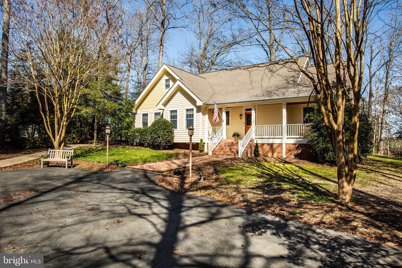 Single Family Homes 為 出售 在 Lottsburg, 弗吉尼亞州 22511 美國