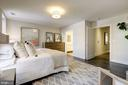 Master suite - 1745 N ST NW #213, WASHINGTON