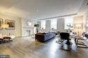 Space and abundant natural light - 1745 N ST NW #213, WASHINGTON
