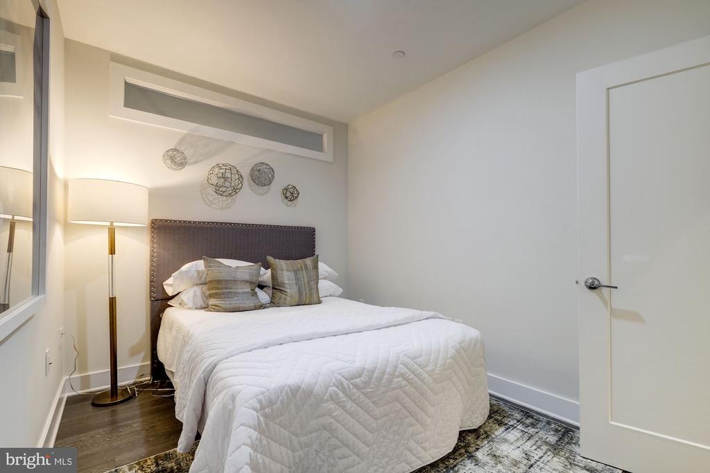 Guest bedroom - 1745 N ST NW #213, WASHINGTON