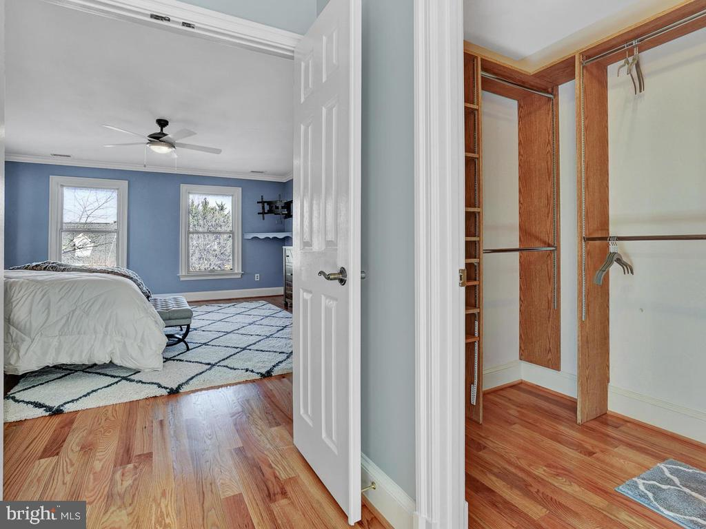 Two! Walk in closets! - 1012 MERCER PL, FREDERICK
