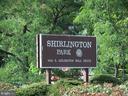 Dog park just across the street and creek - 2550-B S ARLINGTON MILL DR #B, ARLINGTON