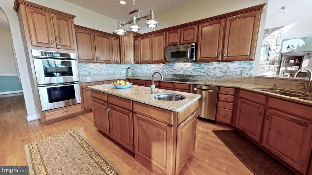 Kitchen - 12295 POTOMAC VIEW RD, NEWBURG