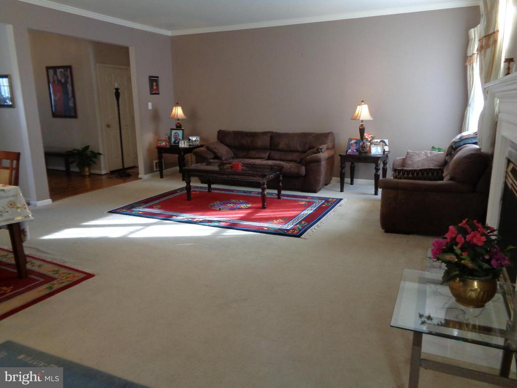 Another view of Living Room - 12509 HAWKS NEST LN, GERMANTOWN
