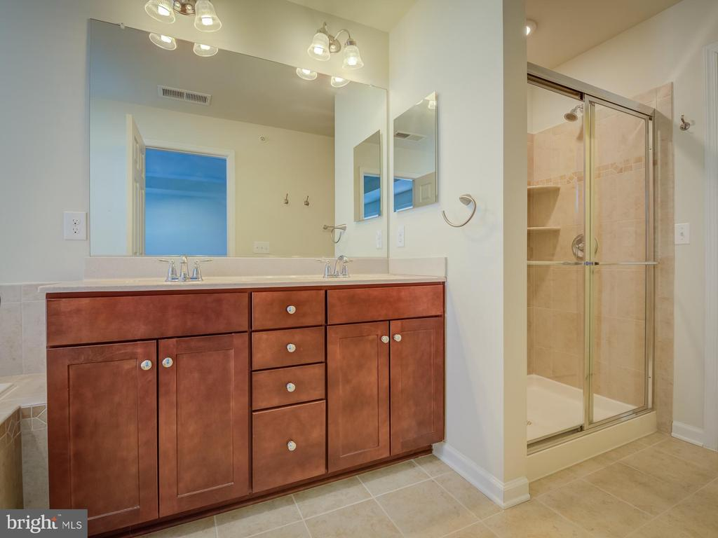 Master Bath - 43370 TOWN GATE SQ, CHANTILLY