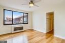 Master Bedroom - 1121 ARLINGTON BLVD #1005, ROSSLYN