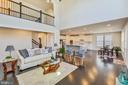 Spectacular floor plan! Great for entertaining! - 41178 CHATHAM GREEN CIR, ALDIE