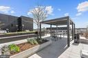 Roof Top Deck Outdoor Dining - 920 I ST NW #811, WASHINGTON