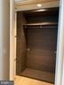 Foyer Walk-in Coat Closet. - 920 I ST NW #811, WASHINGTON