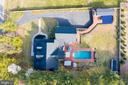 Aerial View of Property - 167 BROOKE RD, FREDERICKSBURG