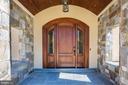 Distinguished Entrance - 12025 EVENING RIDE DR, POTOMAC