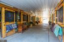 Center Aisle Stables - 12025 EVENING RIDE DR, POTOMAC