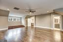 Top Floor Bedroom with Kitchenette and Bathroom - 12025 EVENING RIDE DR, POTOMAC