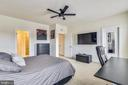 Master Suite - 20495 MILBRIDGE TER, ASHBURN