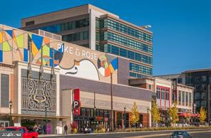 Pike and Rose shopping center across street - 11710 OLD GEORGETOWN RD #630, NORTH BETHESDA