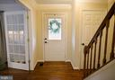 Interior French Doors - 17281 PICKWICK DR, PURCELLVILLE