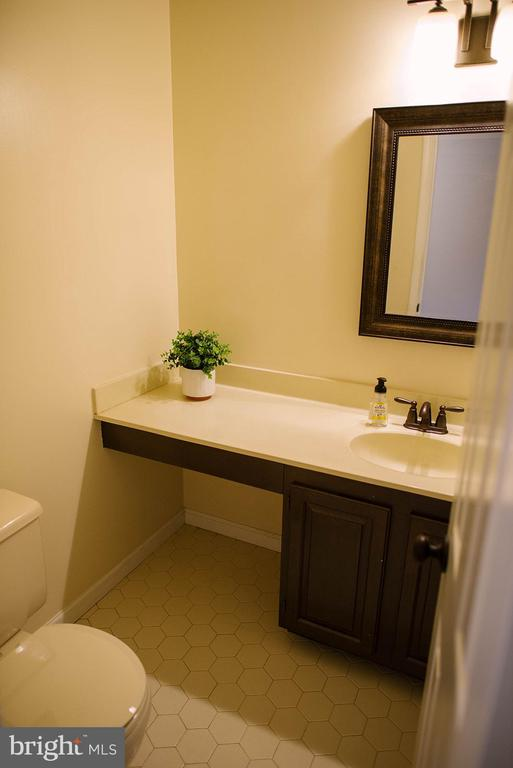 Hall Bath Main Level - 17281 PICKWICK DR, PURCELLVILLE