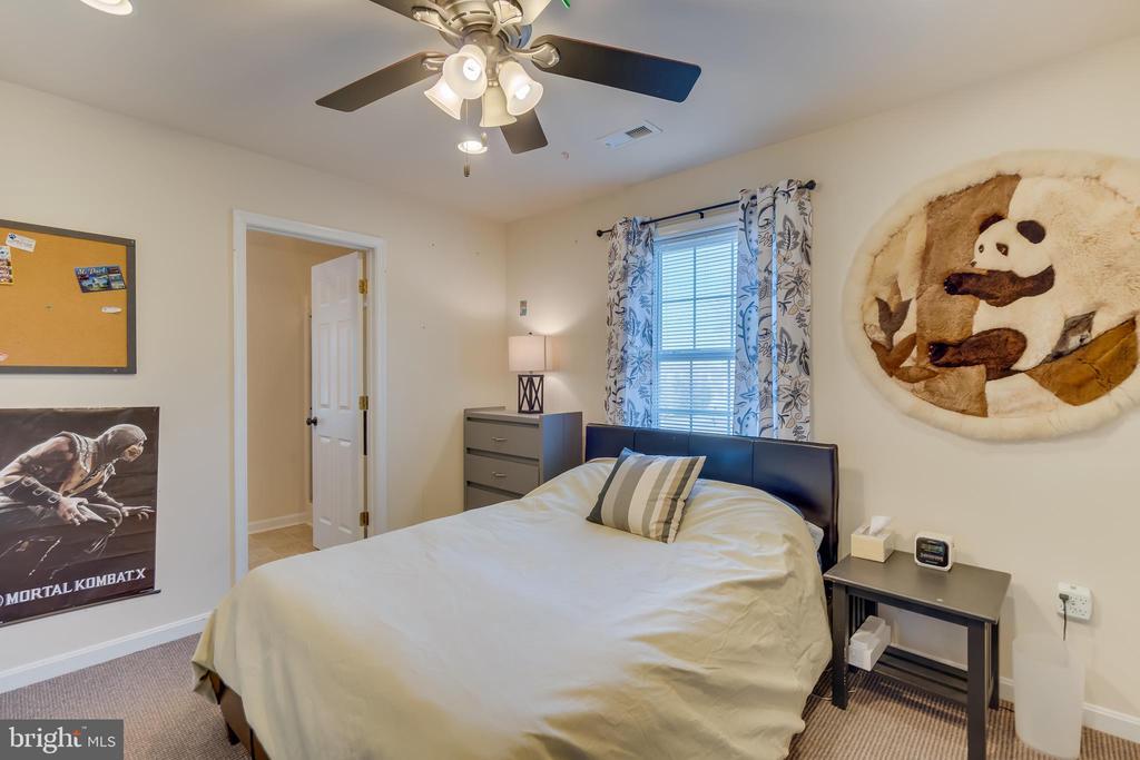 Bedroom 3 - 167 BROOKE RD, FREDERICKSBURG