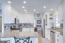 Gourmet Kitchen - 167 BROOKE RD, FREDERICKSBURG