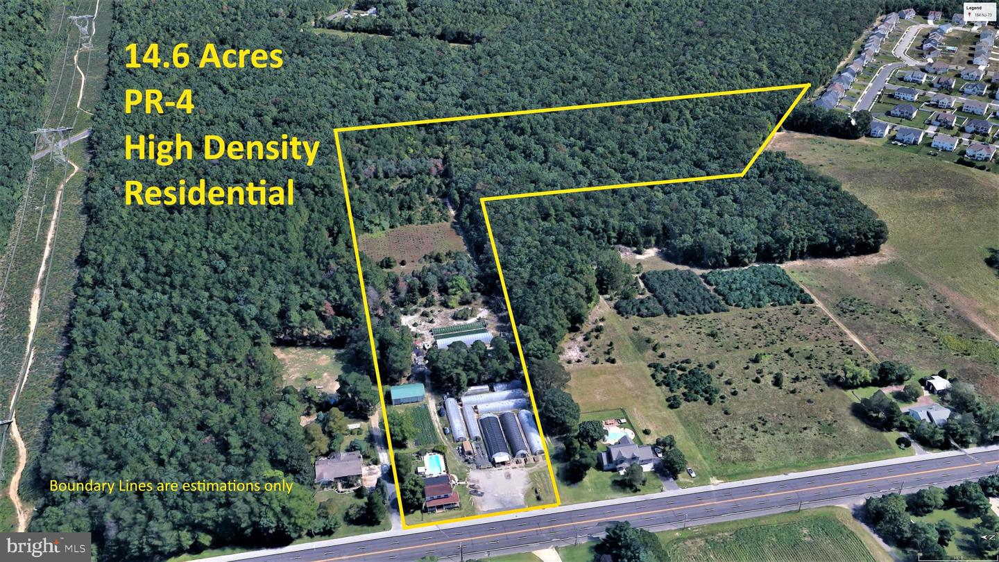 Land for Sale at Berlin, New Jersey 08009 United States