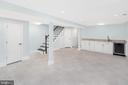 Basement perfect for guests, an au pair or more! - 2509 N CAPITOL ST NE, WASHINGTON