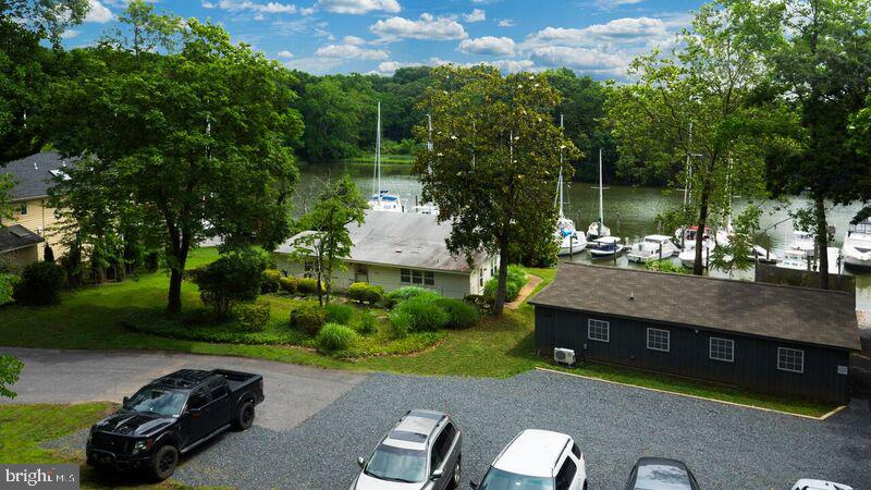 Large parking area for 20 cars - 1643 ORCHARD BEACH RD, ANNAPOLIS