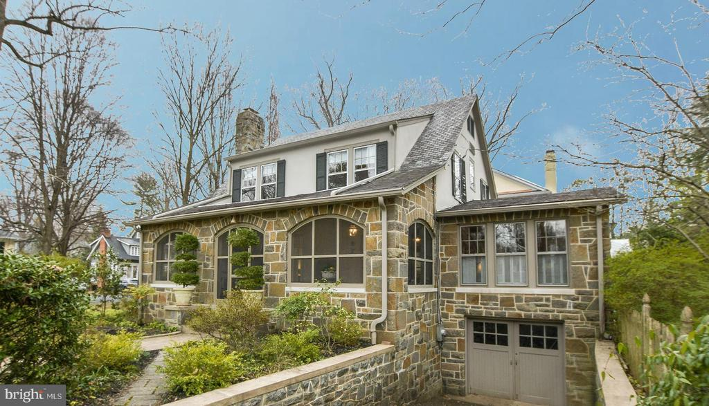 Beautifully located in the West Village - 17 MAGNOLIA PKWY, CHEVY CHASE