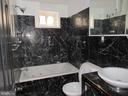 Main level unit  bathroom - 1803 2ND ST NW, WASHINGTON