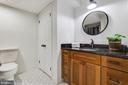 Basement Full Bath - 8511 CATHEDRAL FOREST DR, FAIRFAX STATION