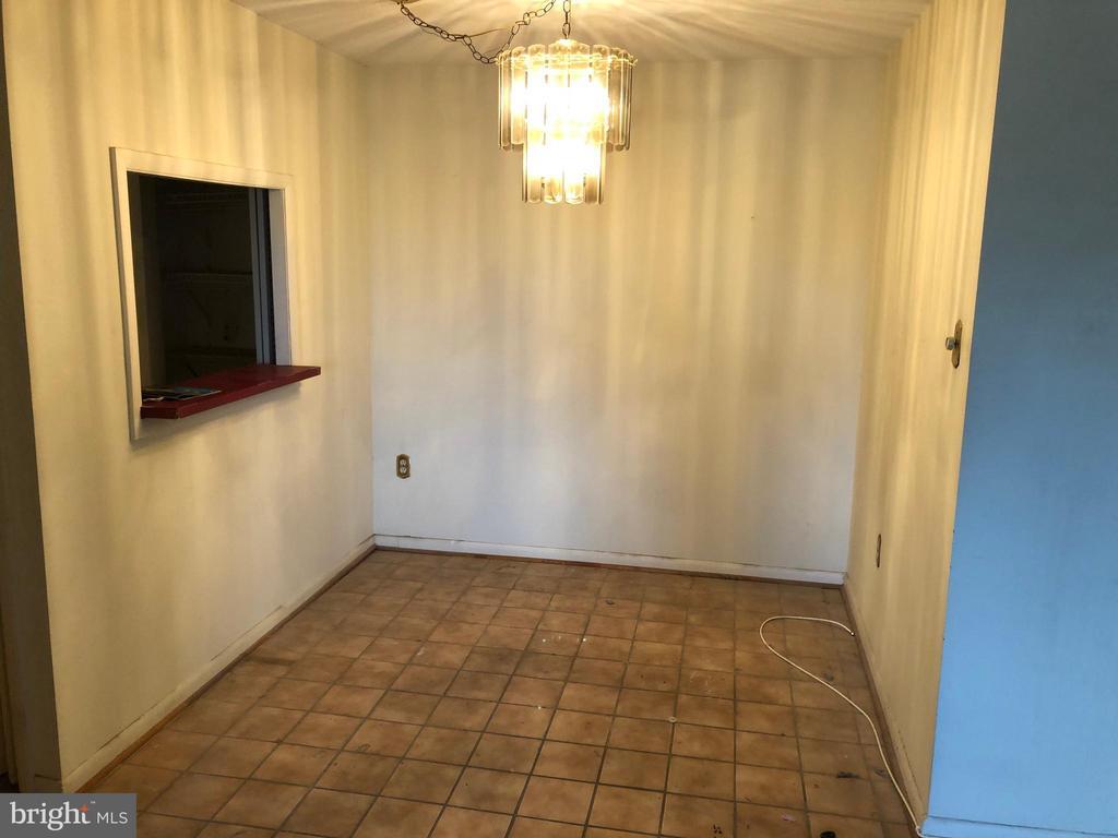 Dining room - 700 7TH ST SW #414, WASHINGTON
