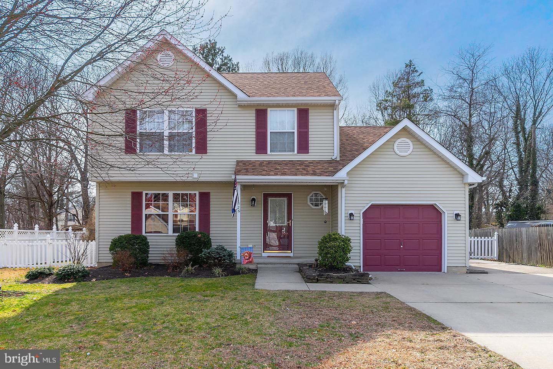 Single Family Homes per Vendita alle ore Address Restricted Pine Hill, New Jersey 08021 Stati Uniti