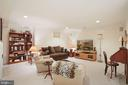 Rec room - 10104 FARR OAK PL, FAIRFAX