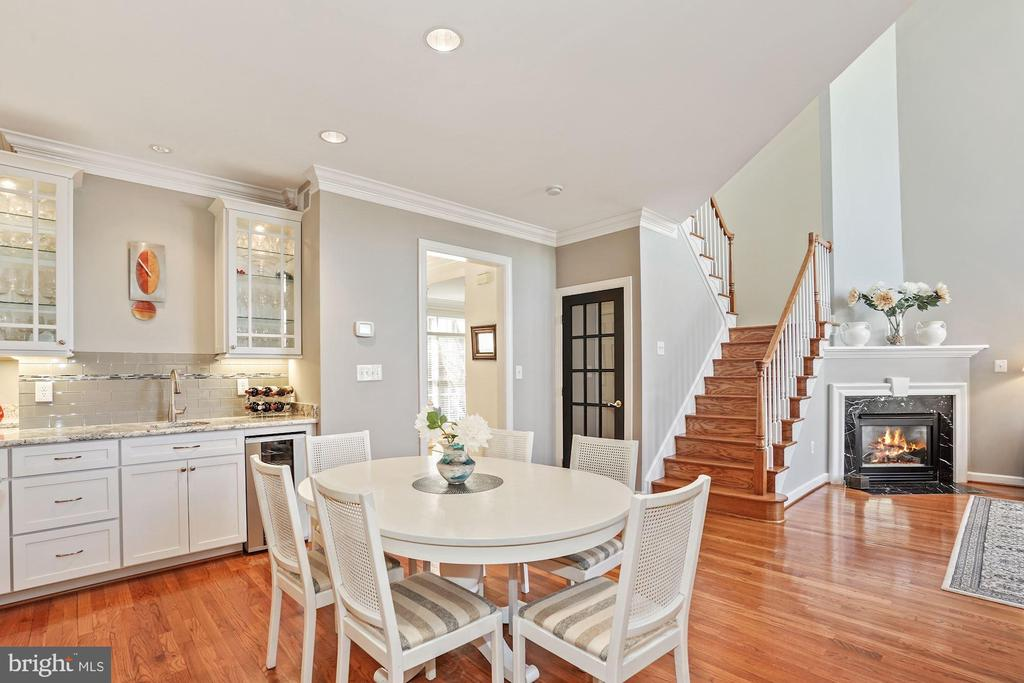 Open concept - 10104 FARR OAK PL, FAIRFAX