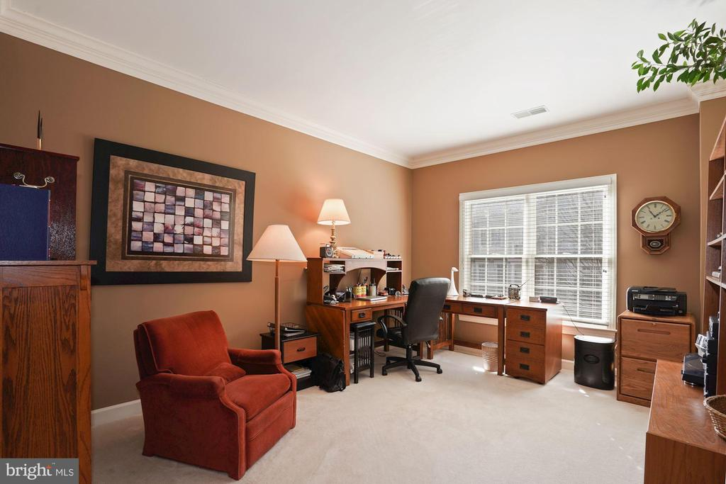 Third bedroom with a massive walk-in closet - 10104 FARR OAK PL, FAIRFAX