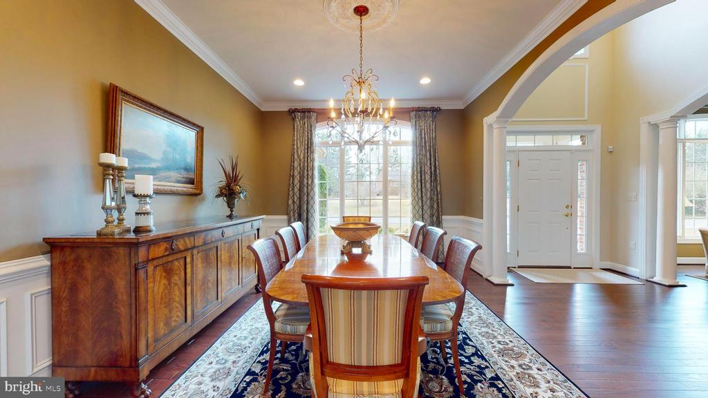 Formal Dining Room - 1125 CLINCH RD, HERNDON