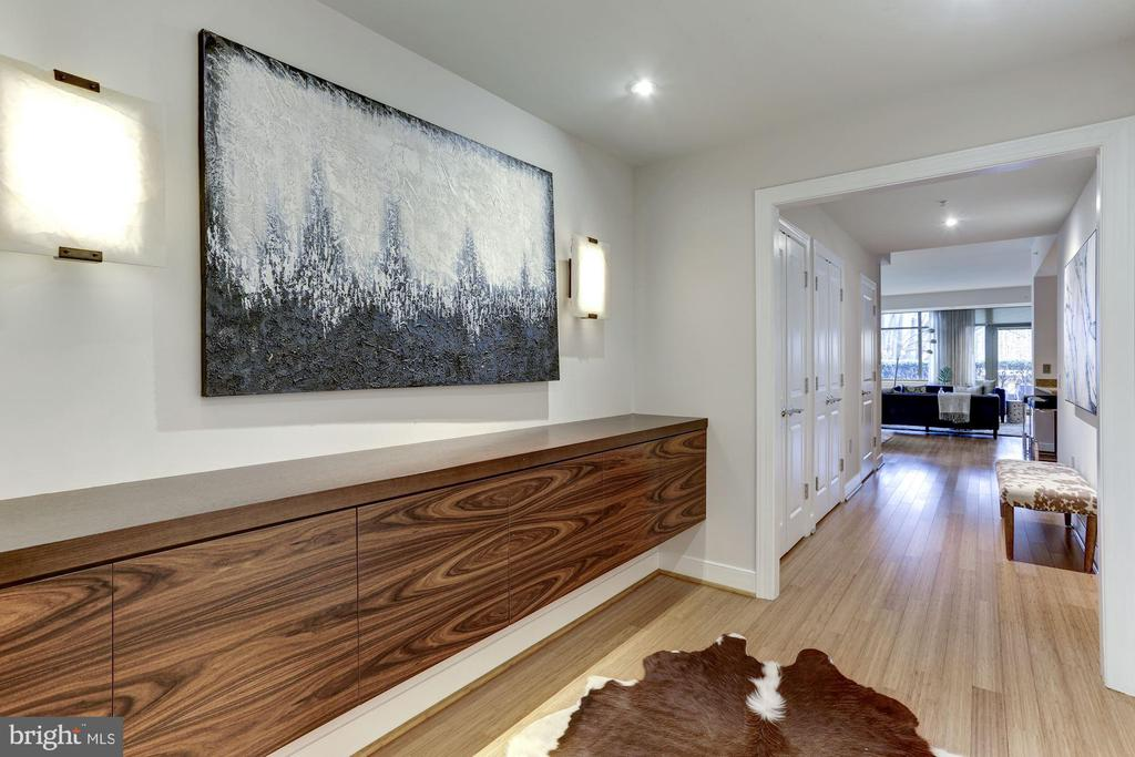 Welcome to this luxury unit at Columbia Residences - 2425 L ST NW #203, WASHINGTON