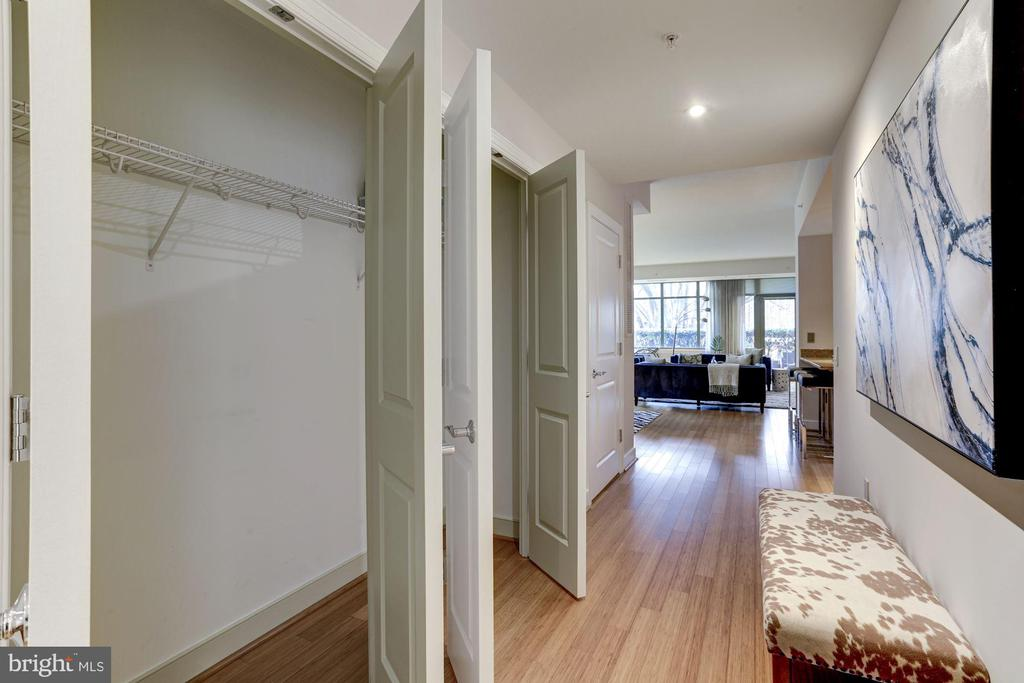 Ample storage + 2 climate controlled units in bldg - 2425 L ST NW #203, WASHINGTON