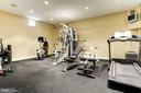 Exercise Room - 14943 FINEGAN FARM DR, DARNESTOWN