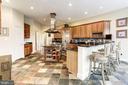 Gourmet kitchen - 14943 FINEGAN FARM DR, DARNESTOWN