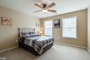 Bedroom #2 - 18 BASKET CT, STAFFORD
