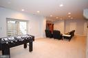 Basement - 19876 BETHPAGE CT, ASHBURN