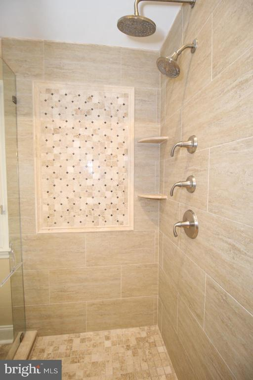 Master Shower - 19876 BETHPAGE CT, ASHBURN