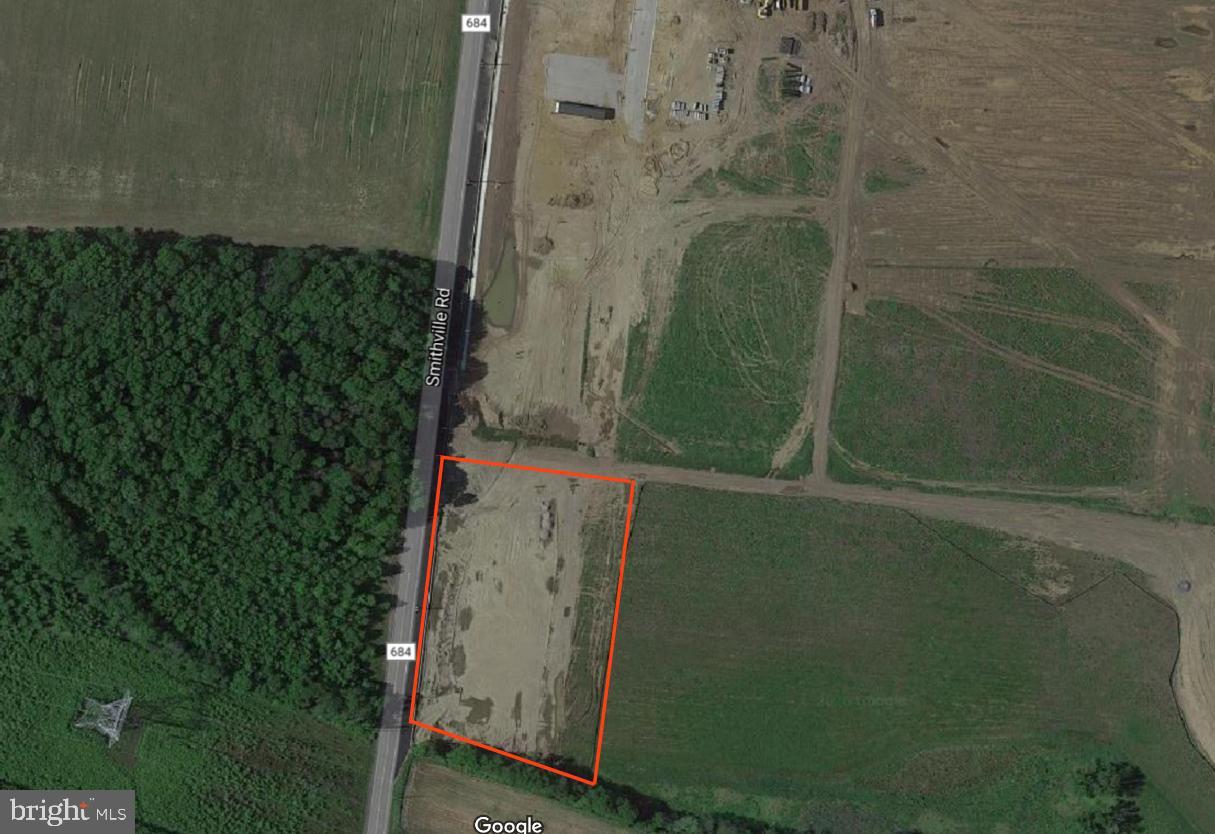 土地,用地 为 销售 在 Eastampton, 新泽西州 08060 美国